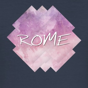 Rome - Rome - Men's Slim Fit T-Shirt
