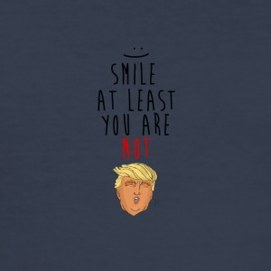 Smile, Trump - Men's Slim Fit T-Shirt