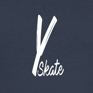 Yskate - Slim Fit T-skjorte for menn