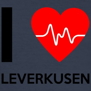 I Love Leverkusen - I Love Leverkusen - Men's Slim Fit T-Shirt