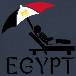 Egypten مصر semester sol - Slim Fit T-shirt herr