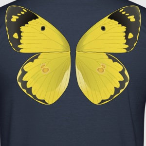 butterfly I - Slim Fit T-shirt herr