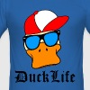 Duck Life - Männer Slim Fit T-Shirt
