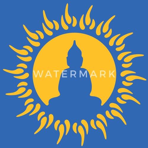 boeddha, zon, liefde, yoga, ontspanning, geluk, gelukkig ...
