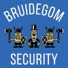 Bruidegom Security Vikingen (Vrijgezellenfeest, N) - slim fit T-shirt
