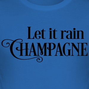 champagne - slim fit T-shirt