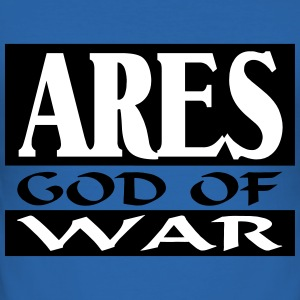 Ares_-_God_Of_War - Männer Slim Fit T-Shirt