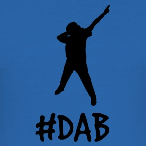 #DAB dans klassiska - Slim Fit T-shirt herr