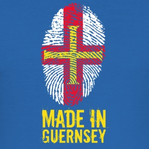 Made In Guernsey / Guernsey - Men's Slim Fit T-Shirt