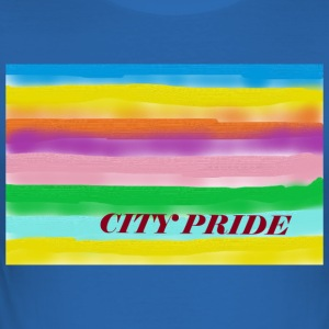 city ​​Pride - Männer Slim Fit T-Shirt