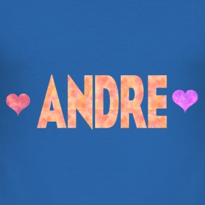 Andre - Herre Slim Fit T-Shirt