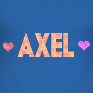 Axel - slim fit T-shirt