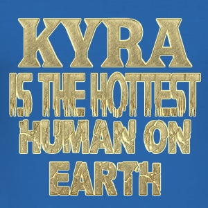 Kyra - Slim Fit T-skjorte for menn