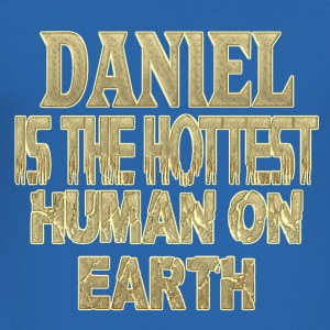 Daniel - Slim Fit T-skjorte for menn