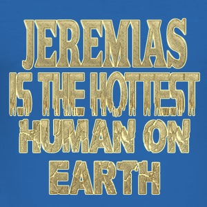 Jeremias - Men's Slim Fit T-Shirt