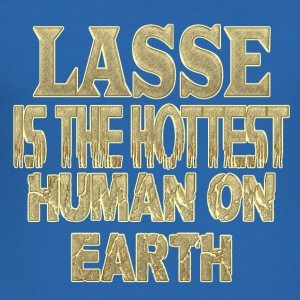 lasse - Slim Fit T-shirt herr
