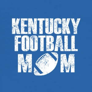 kentucky fotball - Slim Fit T-skjorte for menn