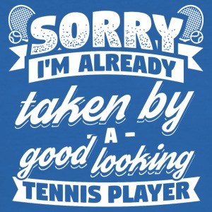 Tennisser Sorry reeds genomen shirt - slim fit T-shirt