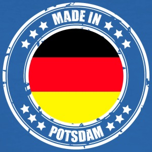 POTSDAM - Herre Slim Fit T-Shirt