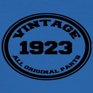 Geboortejaar 1923 - slim fit T-shirt