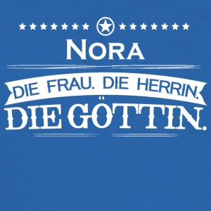 gave myte Goettin legende Nora - Slim Fit T-skjorte for menn