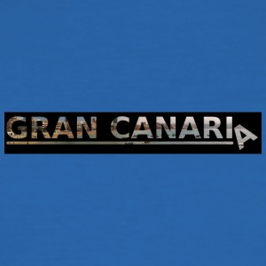 Gran Canaria - Herre Slim Fit T-Shirt