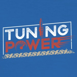 TUNING POWER PS - Men's Slim Fit T-Shirt
