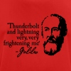 Galileo - Thunderbolt and lightning very very... - Men's Breathable T-Shirt