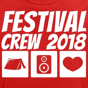 Festival Crew 2018 - Men's Breathable T-Shirt