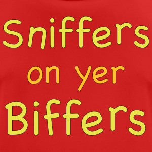 Sniffers on yer biffers - Men's Breathable T-Shirt