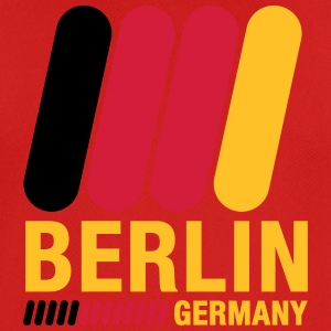 Berlin, Germany - Men's Breathable T-Shirt
