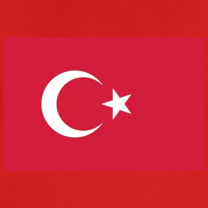National Flag Of Turkey - Herre T-shirt svedtransporterende