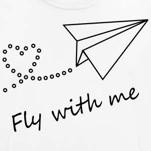 Fly with me - Men's Breathable T-Shirt