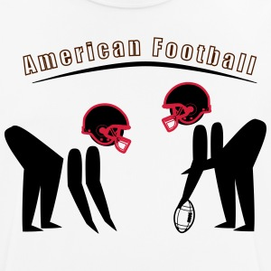American Football - Men's Breathable T-Shirt