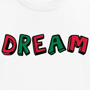 Dream 3D - Männer T-Shirt atmungsaktiv