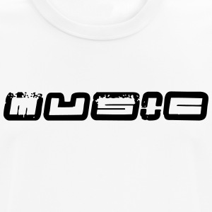Music Urban Style - Men's Breathable T-Shirt