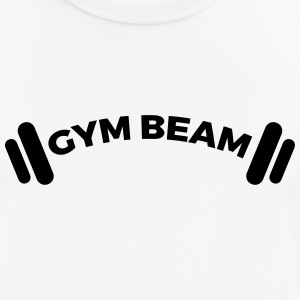Gym Beam - Herre T-shirt svedtransporterende