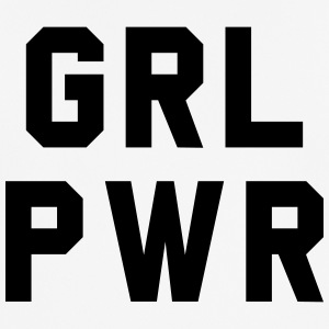 Girl Power - Andningsaktiv T-shirt herr