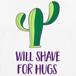 Cactus - Shave - Men's Breathable T-Shirt