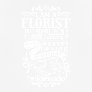 I am a florist - Men's Breathable T-Shirt