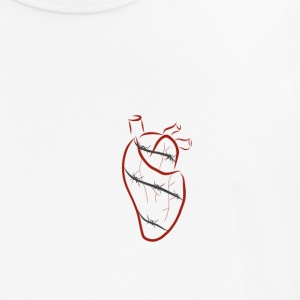barbed heart - T-shirt respirant Homme