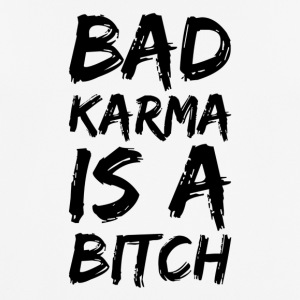 Bad karma is a bitch - Men's Breathable T-Shirt