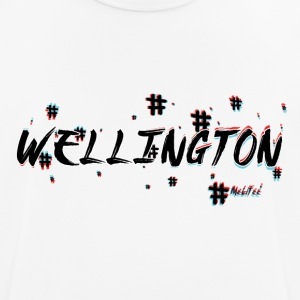 Wellington #3d - Men's Breathable T-Shirt
