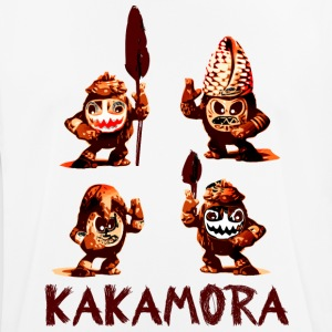 kakamora Coconut monsters piraten Südsee film Crawling - mannen T-shirt ademend