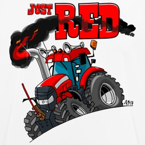 Just RED - Men's Breathable T-Shirt