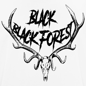 BB Forest black - Männer T-Shirt atmungsaktiv
