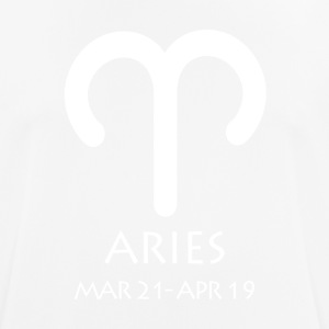 Aries Zodiac Sign - Männer T-Shirt atmungsaktiv