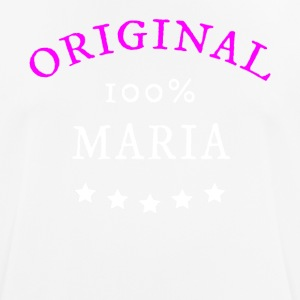 Original 100% Maria, gift, name - Men's Breathable T-Shirt