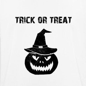 Halloween Trick or treat pumpkin - Men's Breathable T-Shirt