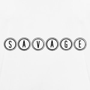 SAVAGE - Men's Breathable T-Shirt